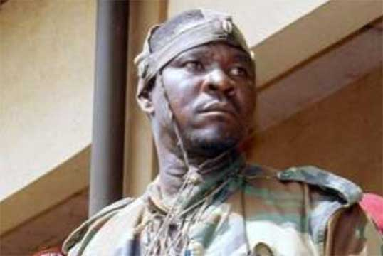 Claude Pivi, Guinean Minister of Presidential Security and a Primary Perpetrator of the September 28 Massacre and Rapes